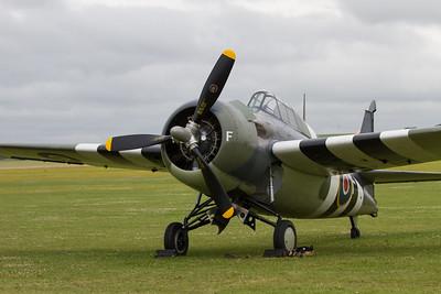 1944 - Grumman Wildcat FM-2