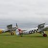 1932 Hawker Nimrod Mk II - 1935 Hawker Fury Mk.I