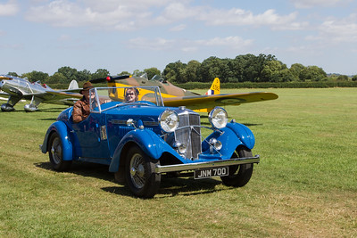 1934 Railton Two-seater Light Sports