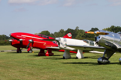 1934 - de Havilland DH88 Comet