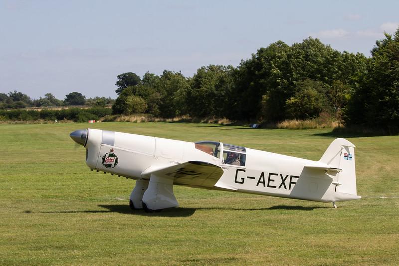 1936 Percival E2H Mew Gull