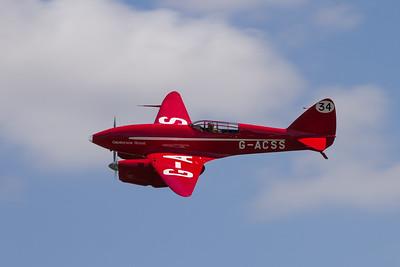 Shuttleworth Edwardian Pageant Airshow 2016