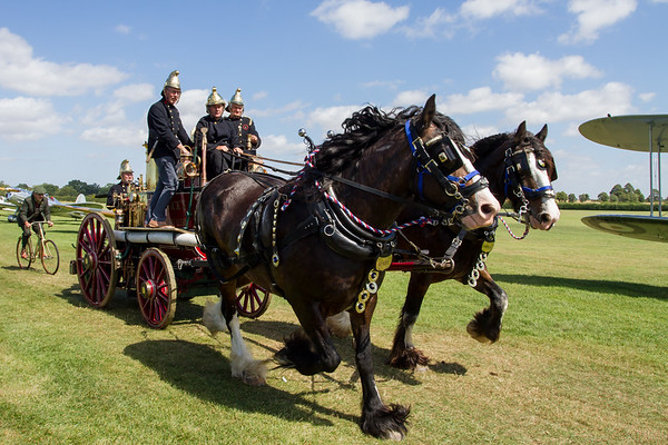 Shand, Mason & Co Horse-drawn Fire engines