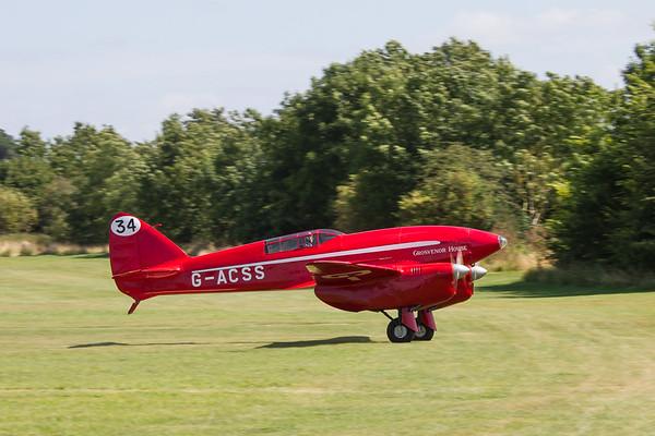 1934 - de Havilland DH.88 Comet