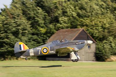 1941 - Hawker Sea Hurricane Mk1B