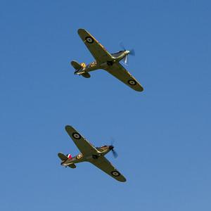 1940 - Hawker Hurricane Mk1 / 1941 - Hawker Sea Hurricane Mk1B