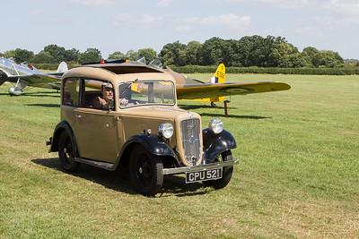 1936 Austin Seven Ruby
