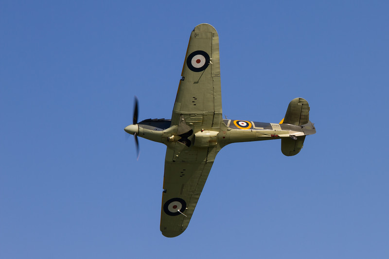 1941 - Hawker Sea Hurricane Mk 1B
