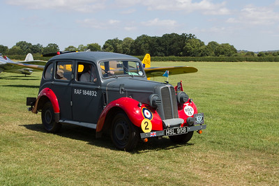 1938 - Hillman Minx RAF Bomb Disposal Car