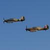1940 - Hawker Hurricane Mk1 & 1941 - Hawker Sea Hurricane Mk 1B