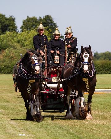 Shand, Mason & Co Horse Drawn Fire Engines