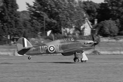 1940 - Hawker Hurricane Mk1