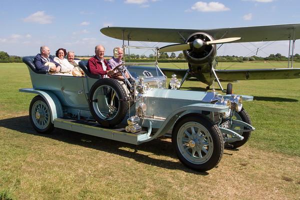 """1908 - Rolls-Royce 40/50Hp Silver Ghost  """"The Silver Dawn"""""""