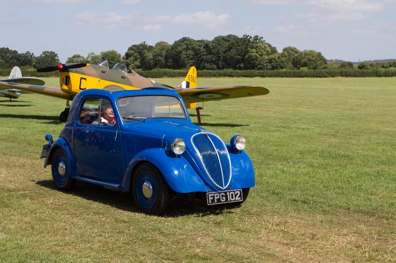 1937 - Fiat 500 Topolinio