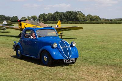 1937 Fiat 500 Topolinio