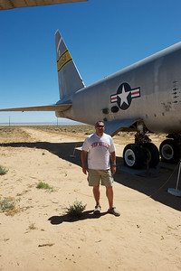 Edwards Air Force Base.