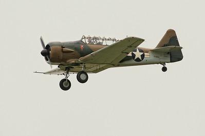 North American T-6.