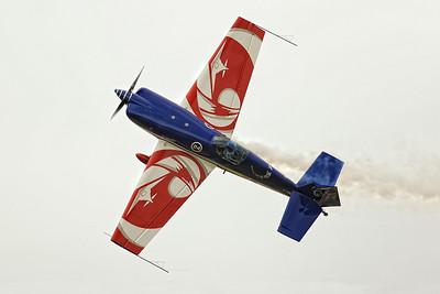 Extra 300 de l'armée de l'Air.