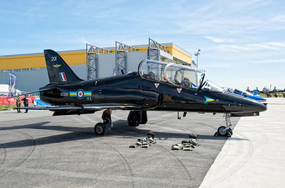 BAE Hawk II britannique.