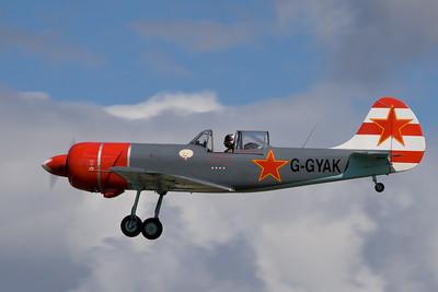 "Yakovlev YAK-50  ""Aerostars YAK-50 Team"""