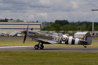 "Supermarine Spitfire Mk IXT ""Carolyn Grace"""