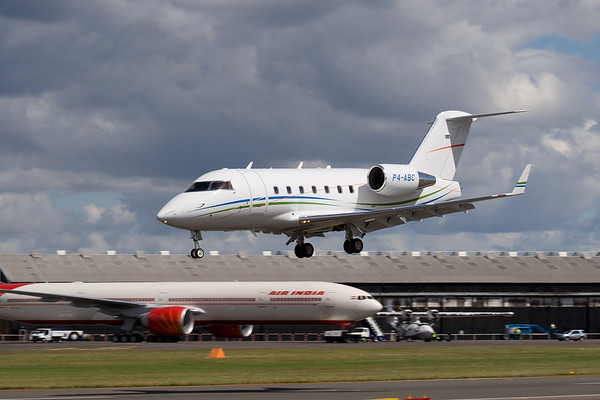 Bombardier CL.604 Challenger