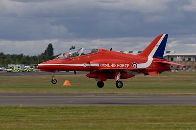 "The Red Arrows ""BAe Hawk T1""  (Royal Air Force)"