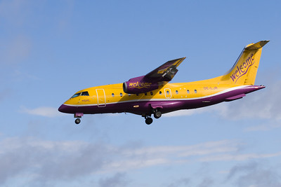 "Fairchild-Dornier 328 JET-300  ""Welcome Air"""