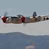 Photo pass -- P-38 -- Wings Over the Wine Country 2007. First time I saw a P-38 fly.