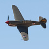 Photo pass -- P-40 -- Wings Over the Wine Country 2007.