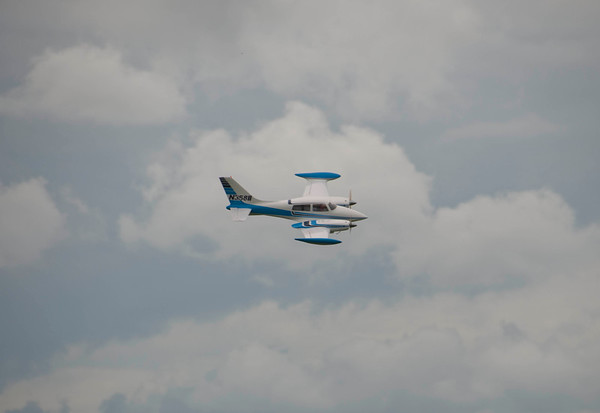 Fox Valley Aero Club R/C Air Show - July 19, 2009