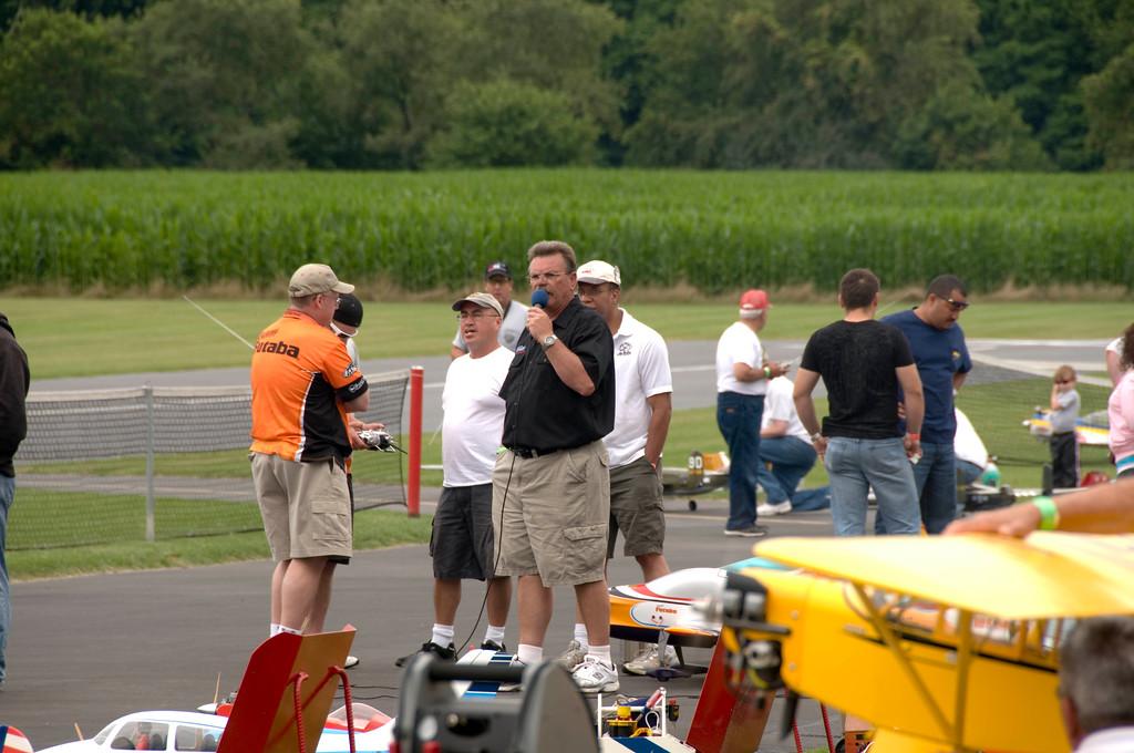 DuPage County R/C Large Scale Air Show - July 19, 2009