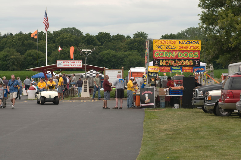 DuPage County R/C Large Scale Air Show - July 19