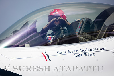 #2 - Captain Ryan Bodenheimer -  Left Wing Pilot
