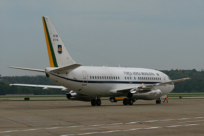 Brazilian Air Force B-737-2N3 (VC-96), 2116, Pittsburgh, PA. 9-23-09