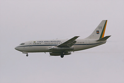 Brazilian Air Force B-737-2N3, 2115, Pittsburgh, PA. 9-24-09