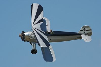 La Ferté-Alais 2010. Focke-Wulf FW-44.