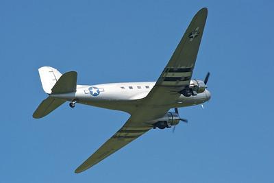 La Ferté-Alais 2010 Douglas DC-3 (C-47).