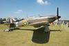 La Ferté-Alais 2010. Hawker Hurricane.