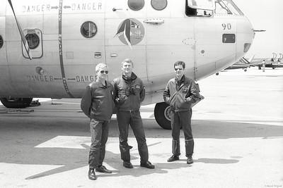 Meeting PAF au Havre 14 et 15 juin 1980