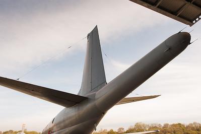 Visite de la BANN LAN-BIHOUÉ organisée pour l'association Spot'Air.  Flottilles 21F et 23F - AMD-BA ATL2.