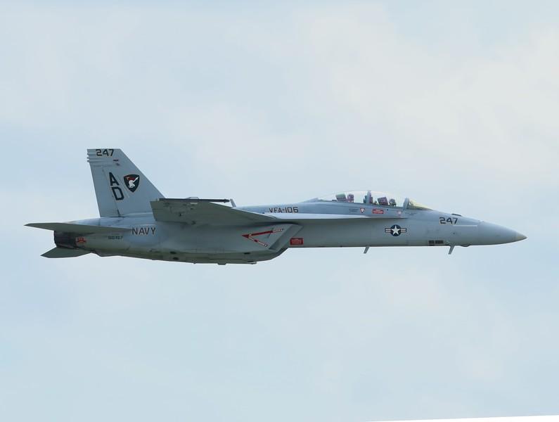 F/A-18F Super Hornet [166467]