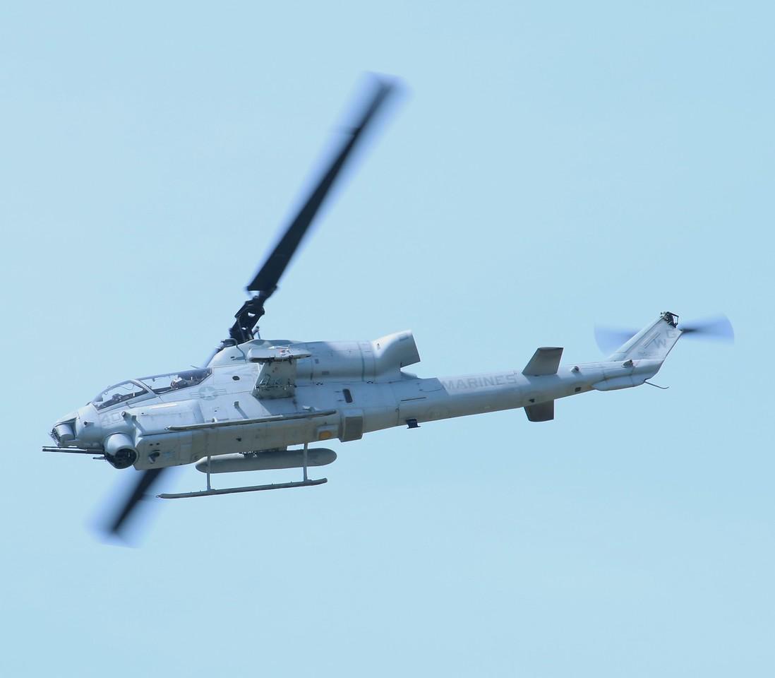 USMC AH-1 Cobra Gunship [165291]
