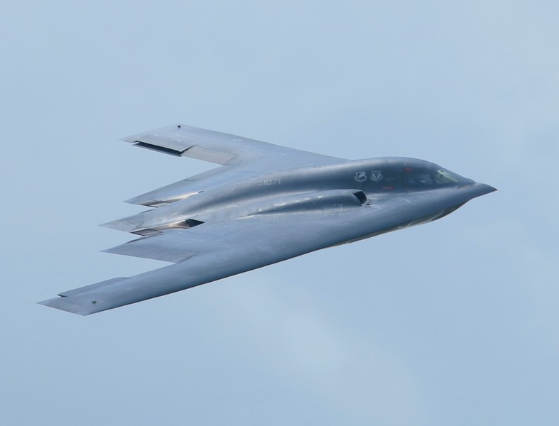 B-2 Bomber 'Spirit of Mississippi'