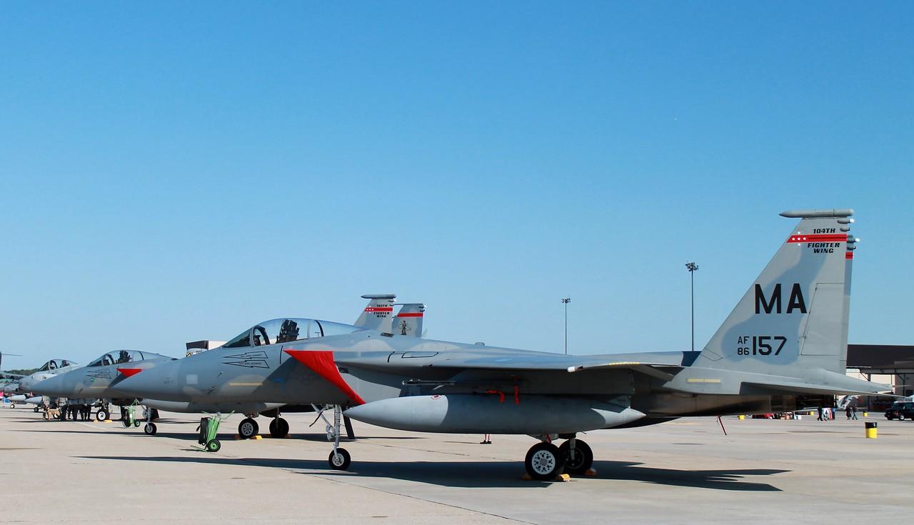 MA ANG F-15C [86-157] 104th FW Westfield, MA