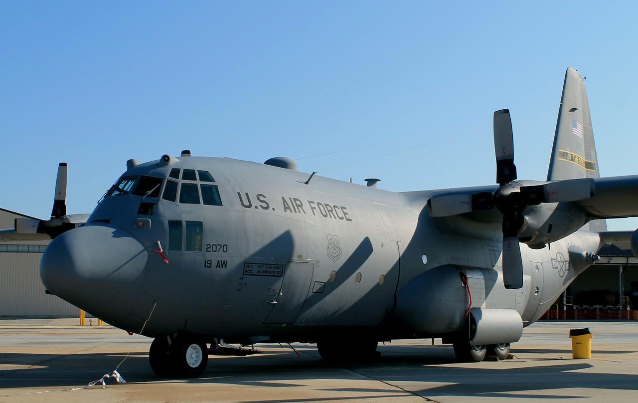 C-130H [74-2070] Little Rock, AR