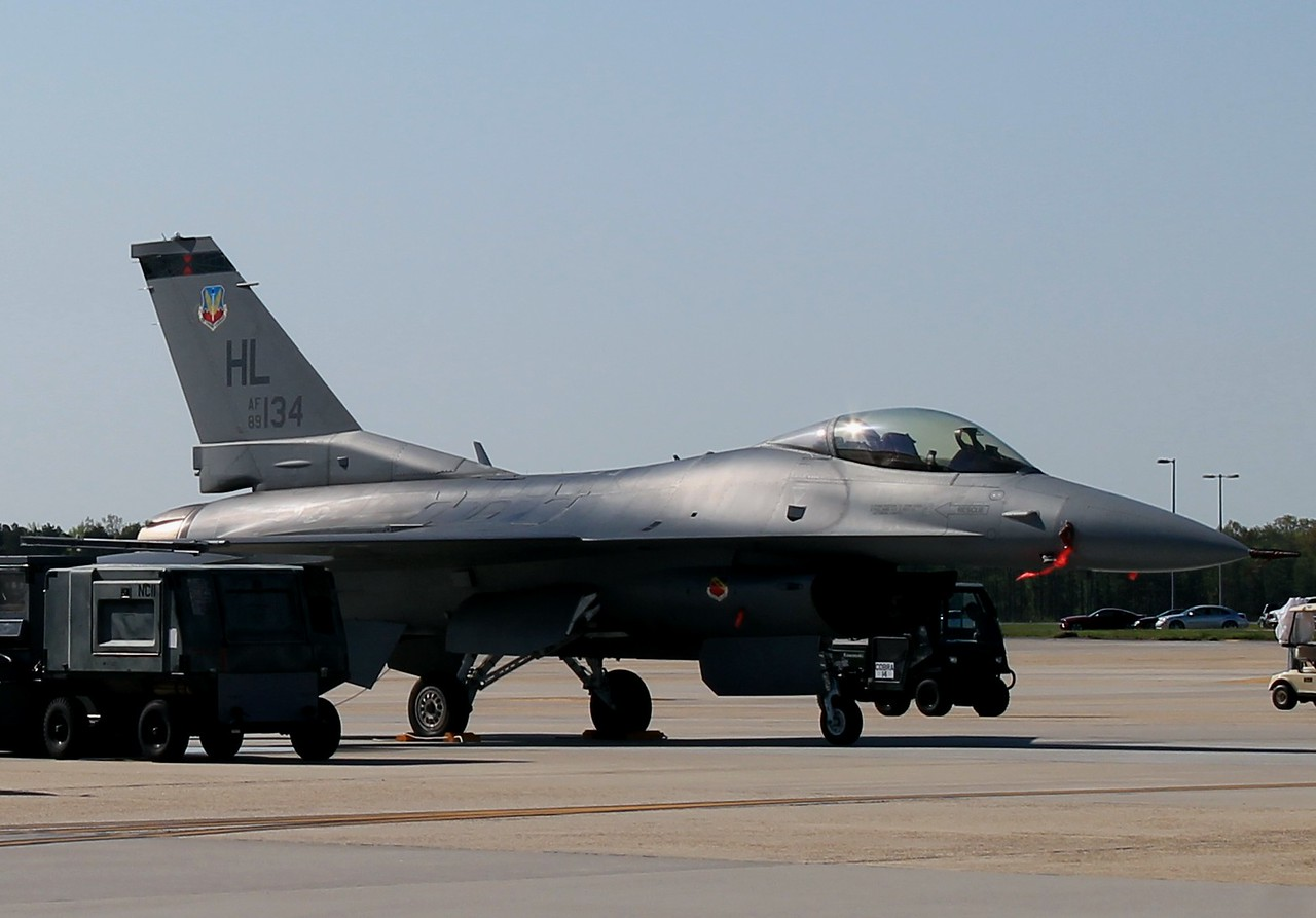 F-16C [89-134] 421st FS Hill AFB Utah