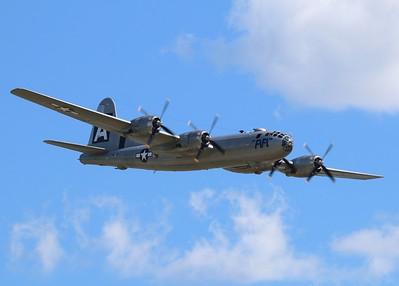 Mid-Atlantic Air Museum World War II Weekend 2017
