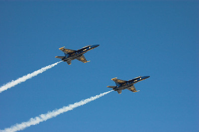 Blue Angels Solo