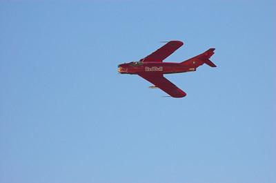 Red Bull Mig-17